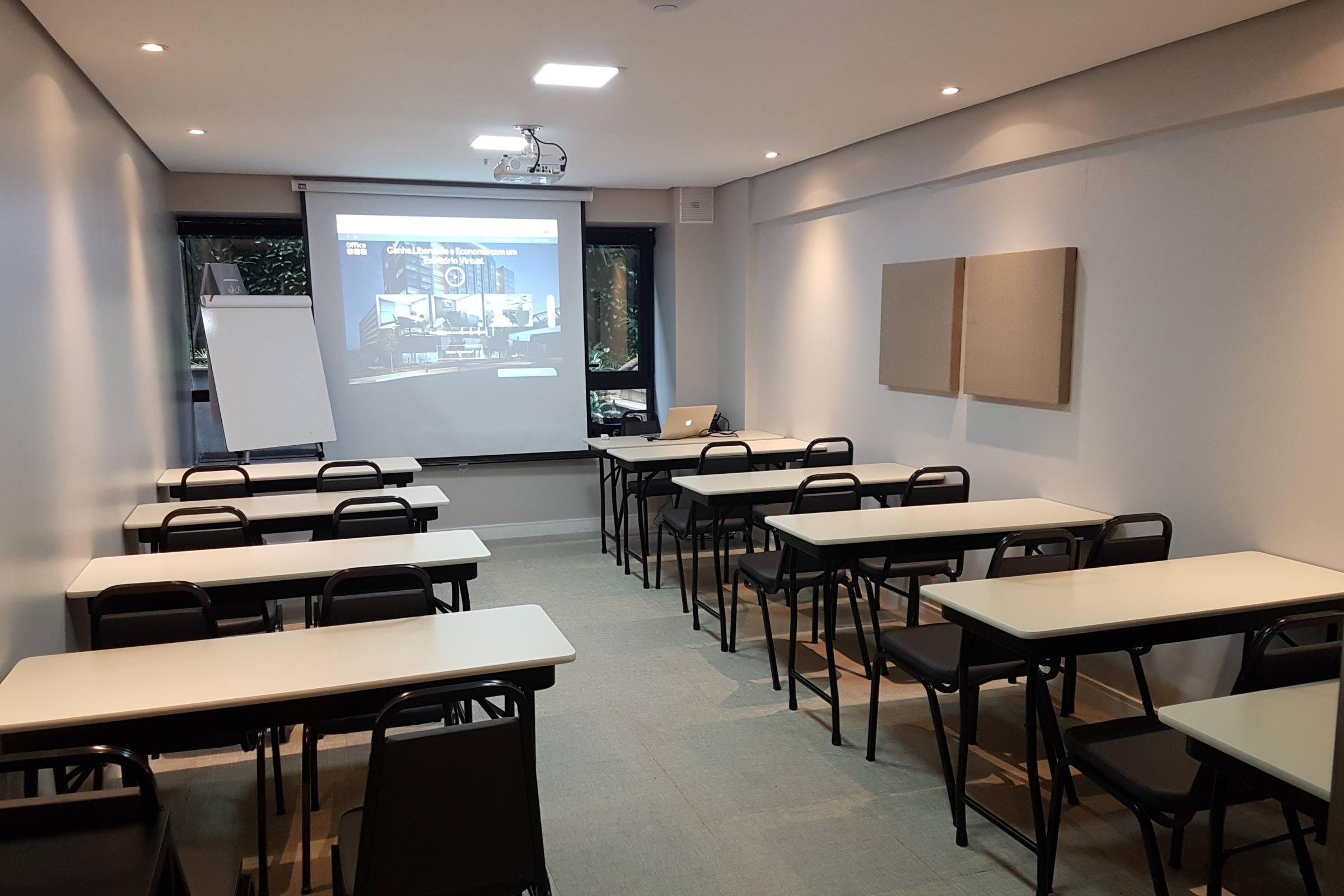 Sala de Treinamento - Até 16 pessoas